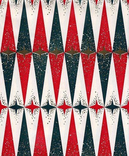 Christmas Wrapping Paper, by xtinalamb on Flickr