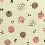 apple print from miss matatabi