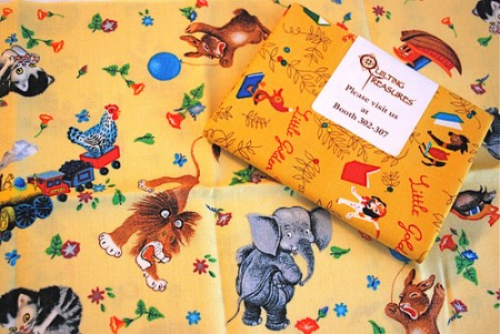Little Golden Book fabrics