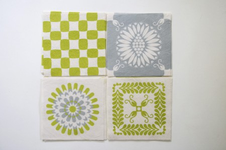 karen barbe fabric tiles
