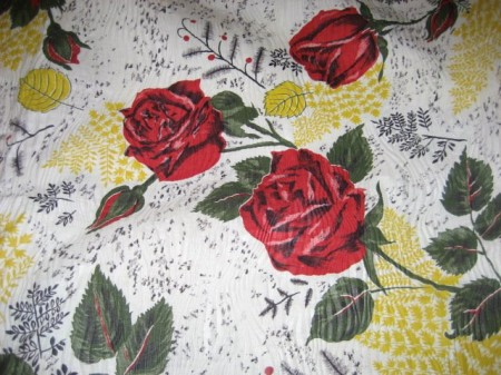 vintage roses