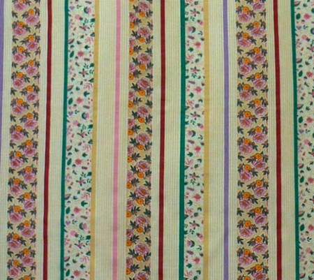Candy Rock Vintage Fabric