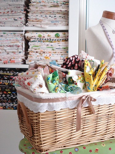 Scrap basket by simbiosis on Flickr - Photo Sharing!