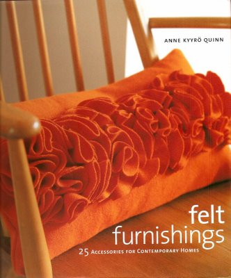 Felt furnishings