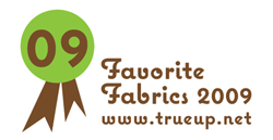 true up favorite fabrics 2009 banner