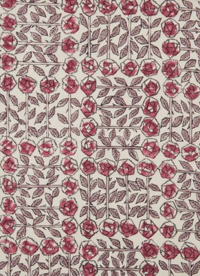 Sleeping Rose B, Tana Lawn Liberty Fabric