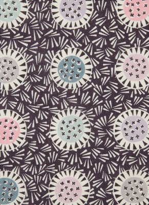 Winter Thistle B, Tana Lawn Liberty Fabric