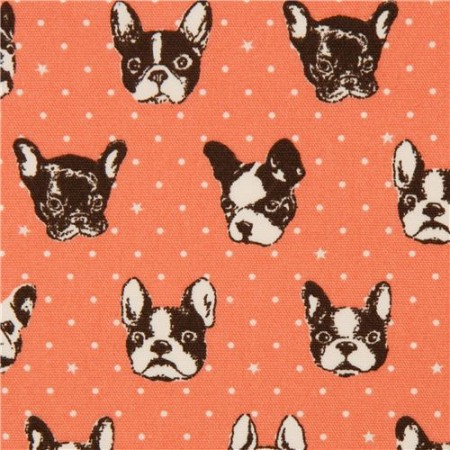 salmon-dog-oxford-fabric-by-Kokka-from-Japan-171970-1