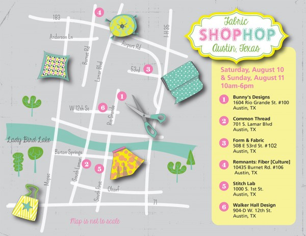 shop hop map